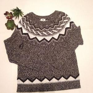 Old Baby Chunky Sweater